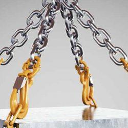 زنجیر-زنجیر-حلقه-ای-زنجیر باربرداری-lifting-chain